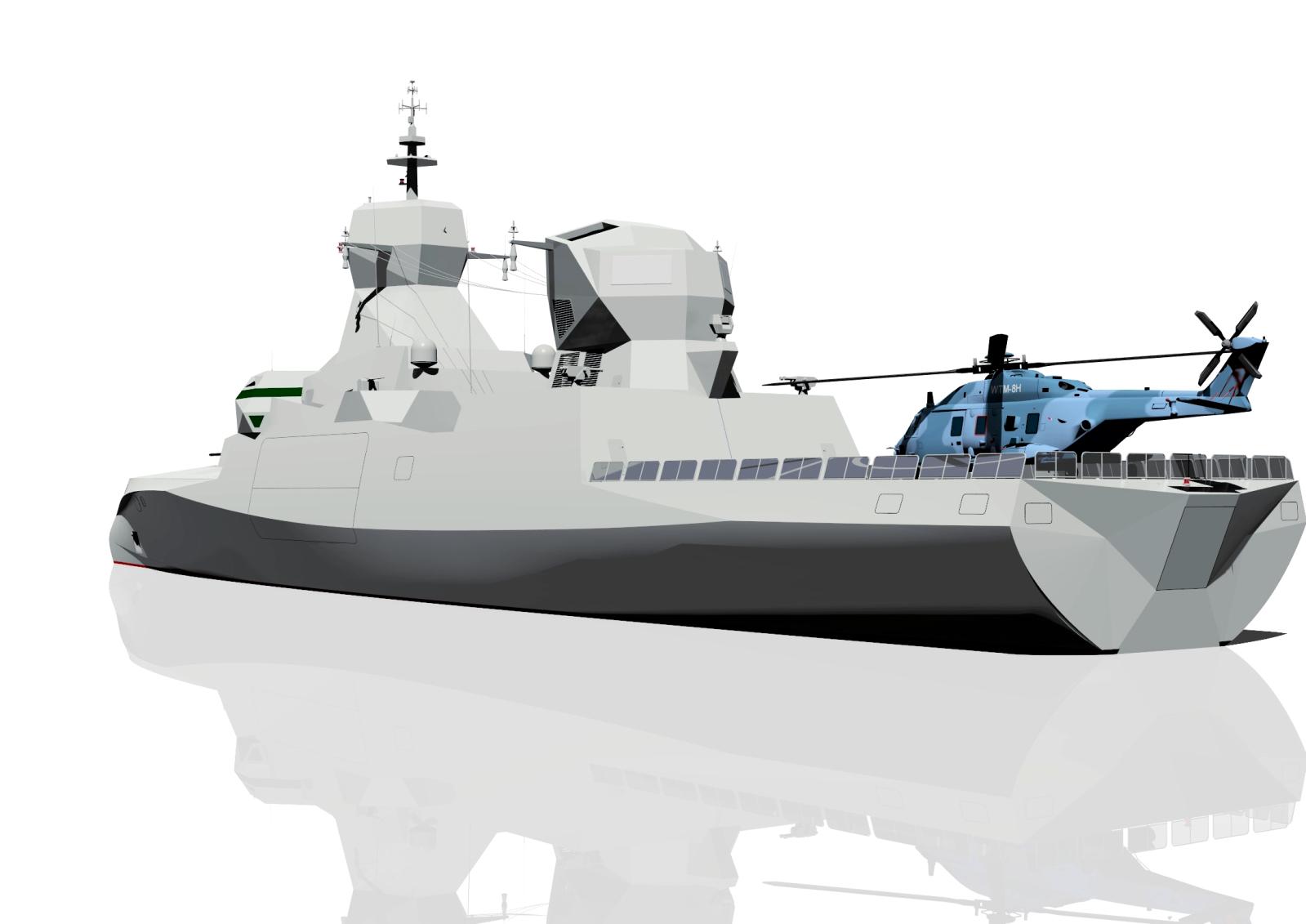 مشروع الكورفيت الشبحى C Sword 90 2zircyb