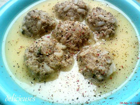 Γιουβαρλάκια σούπα αυγολέμονο 2zyhfuv