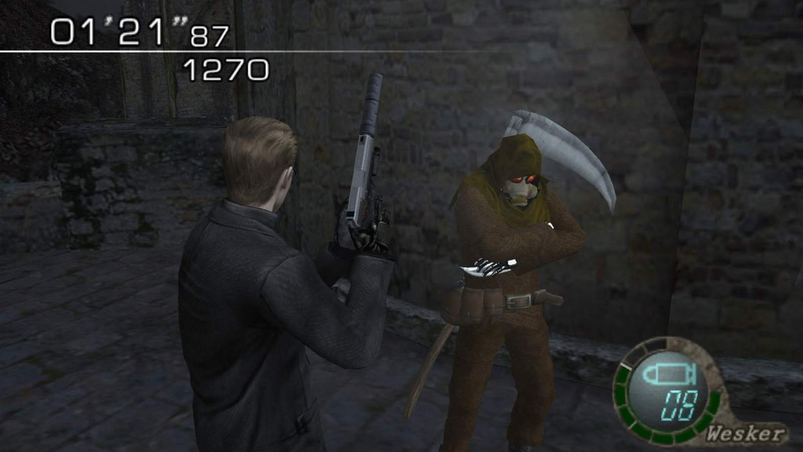 Hunk (Mr. Death) - Resident Evil The Mercenaries 3D - por Iluminados v.1.0 303fyoy