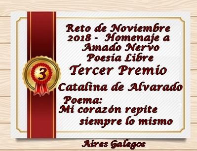 Premios de:Catalina de Alvarado 30dea6d