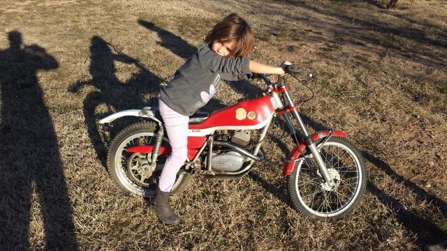 Fotografías Bultaco Chispa 311l24l