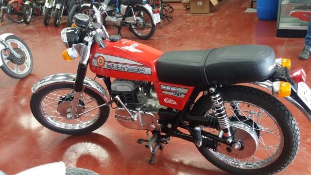 Mi Bultaco Mercurio 175 Gt 317i7ue