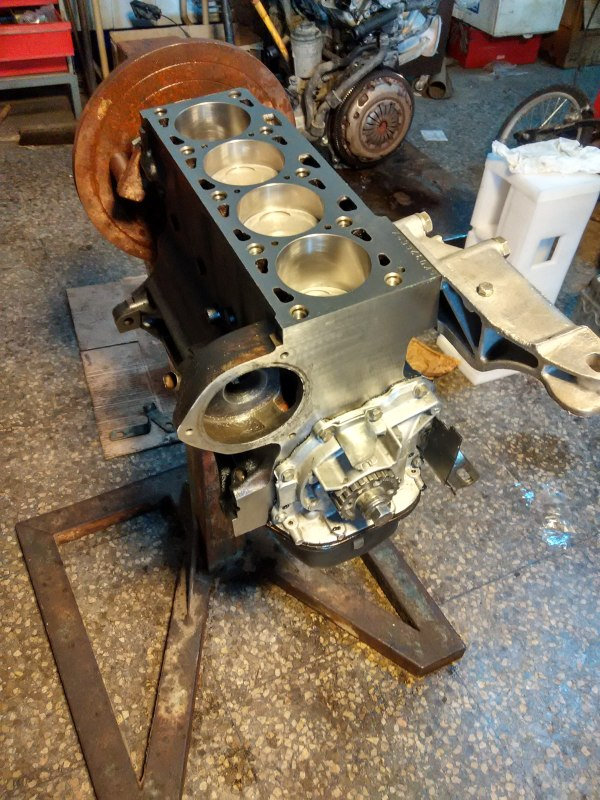 Se vende Motor GK 1.3 75cv 32zkutf
