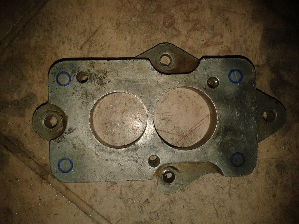 TUTORIAL de Instalação do Carburador 3E no Coletor do H34 com flange! 33a3viq