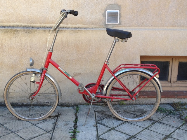 Ayuda con bicicleta BH Gacela. 33dfbc5