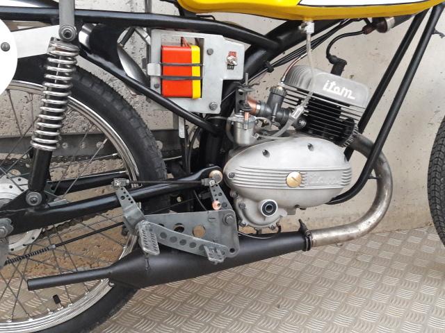 50cc - Itom 50cc de carreras 1967 33k8z8o