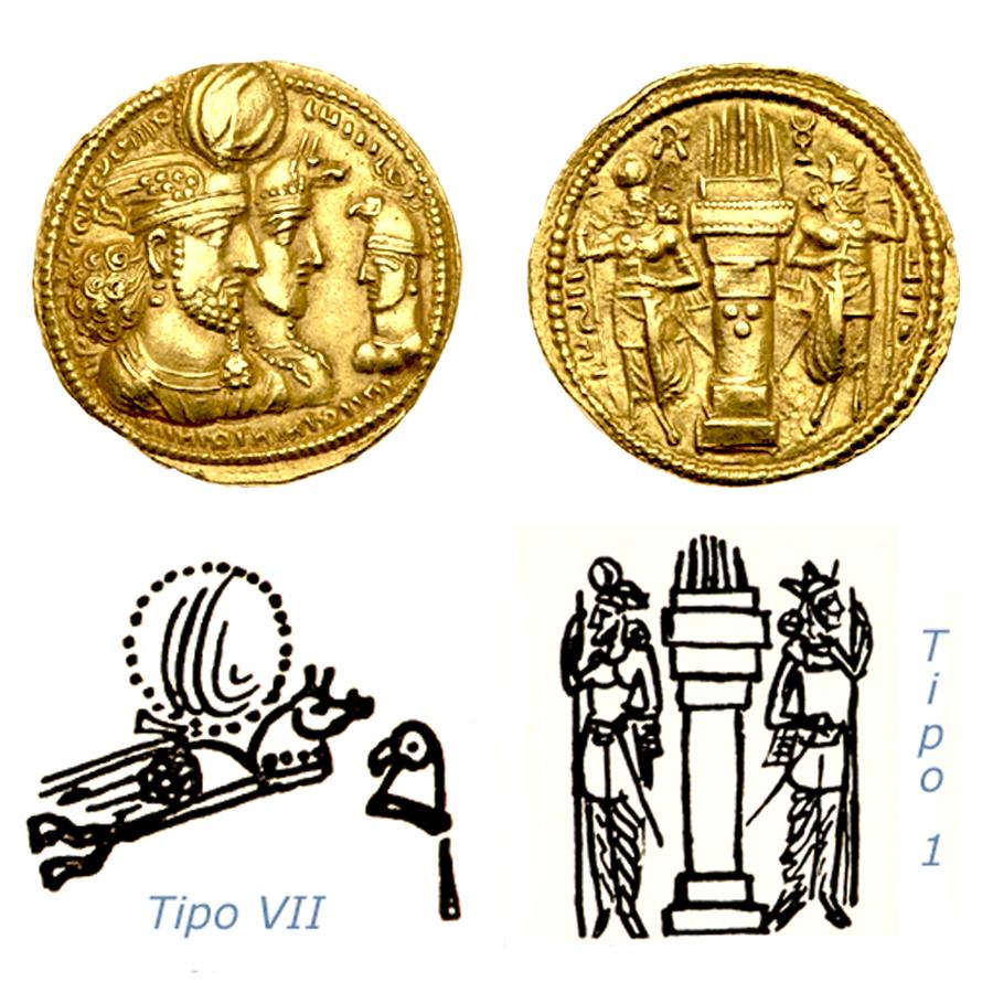 Las coronas de los shas de Persia. 33mbf2d