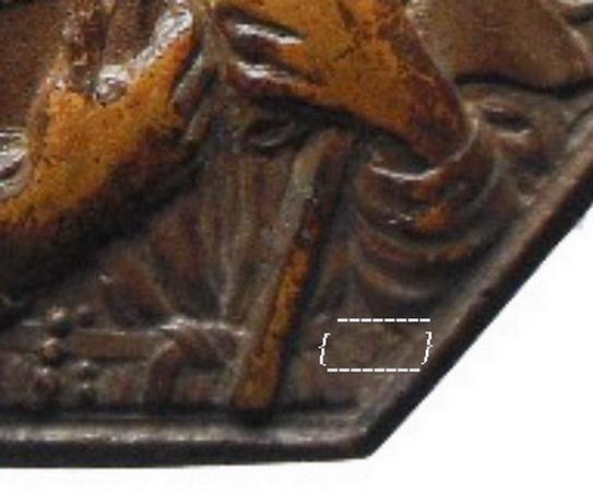 San Ignacio de Loyola / San Francisco Javier - Hamerani-(R.M. SXVIII-P93) 33n8eub