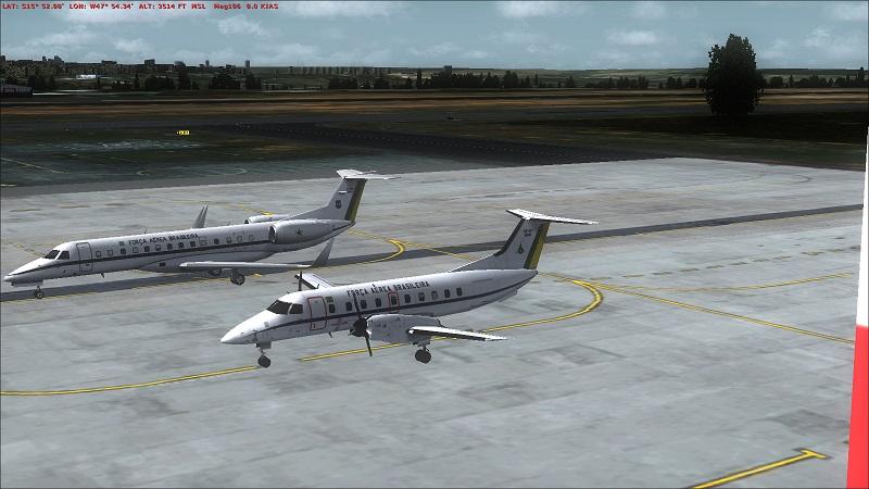 Tráfego - Trafego Brasil aviacao geral 34rww2t