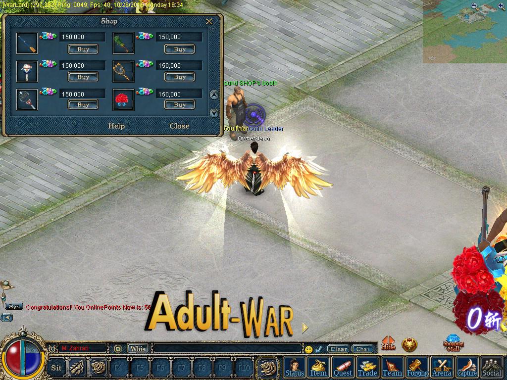 Source Adult-War v6136 com a novas Wings (asas) 34sfhqt