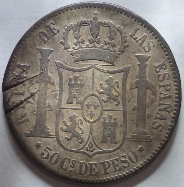 Monedas Españolas de las Filipinas 351ius3
