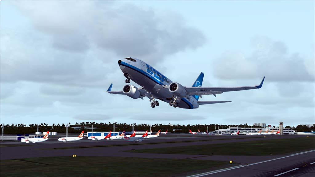 Boeing 737-700 Vasp 35hiphf