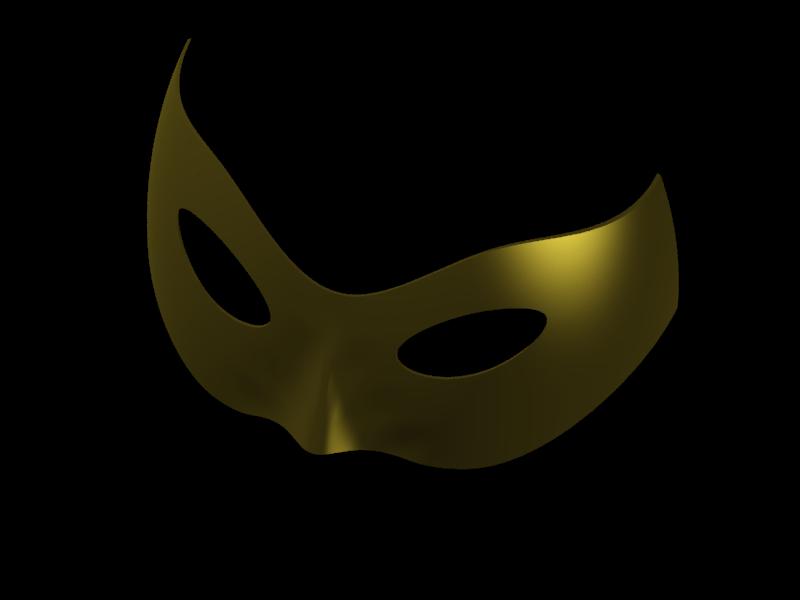 面具-曲面轉實體方法 513hv8
