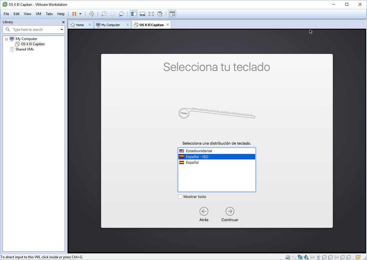 [TUTORIAL] VMWARE: INSTALANDO OS X EL CAPITÁN EN OS X Y WINDOWS... A LA BILBAÍNA 5jtgmc