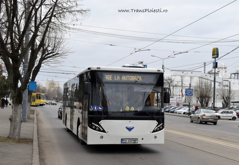 Euro Bus Diamond 68h4sj