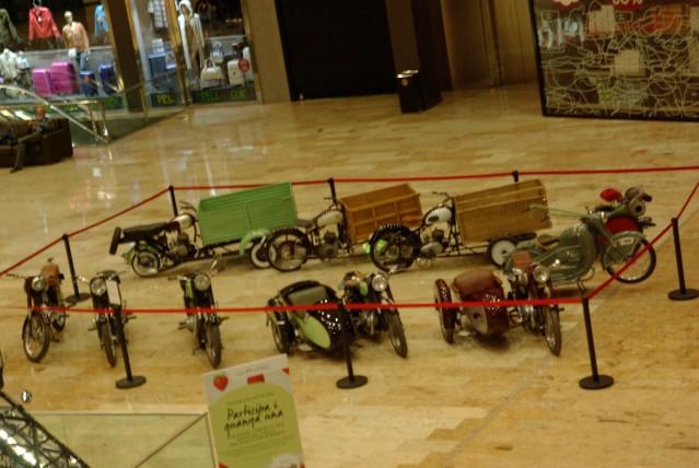 Los motocarros Derbi 6edoqe