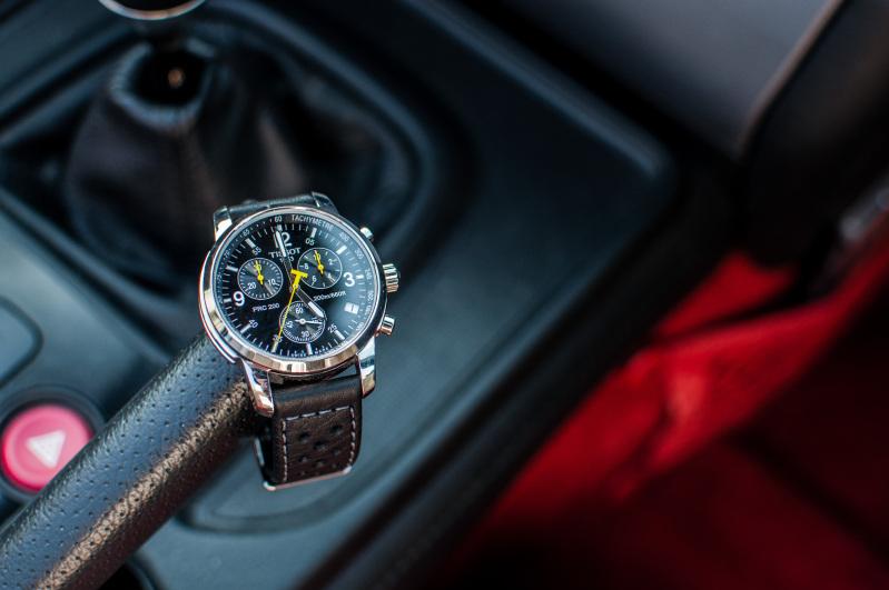 Tissot - Changer le bracelet cuir d'une Tissot PRC200 6fzh8x