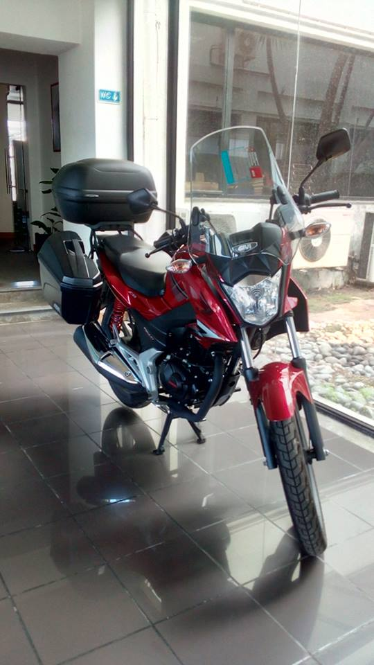 Honda CB125F Dúvidas 72bpkh