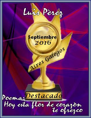 POEMAS DESTACADOS DE SEPTIEMBRE 2016/RETIRAR SU PREMIO 7l21