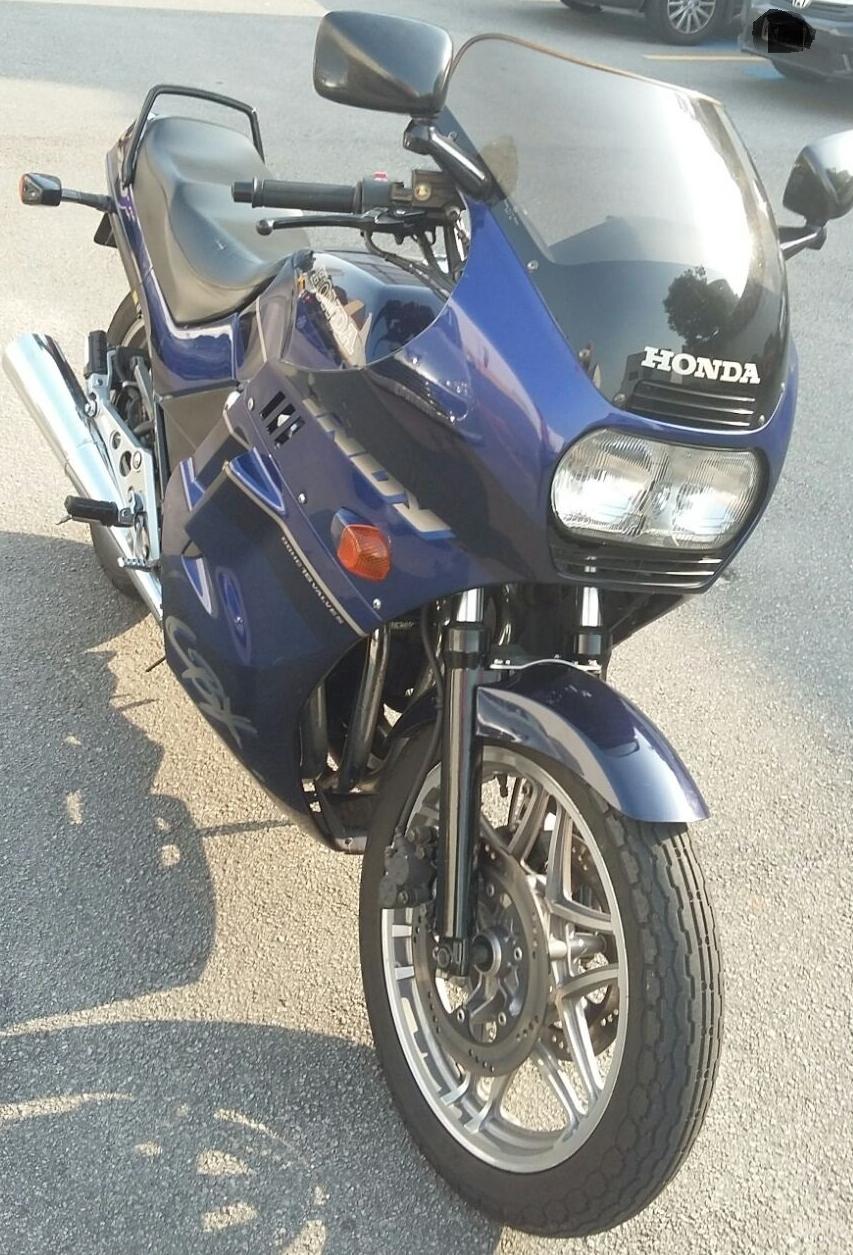 [VENDIDA] CBX 750 Indy 95 Único Dono 90xchi