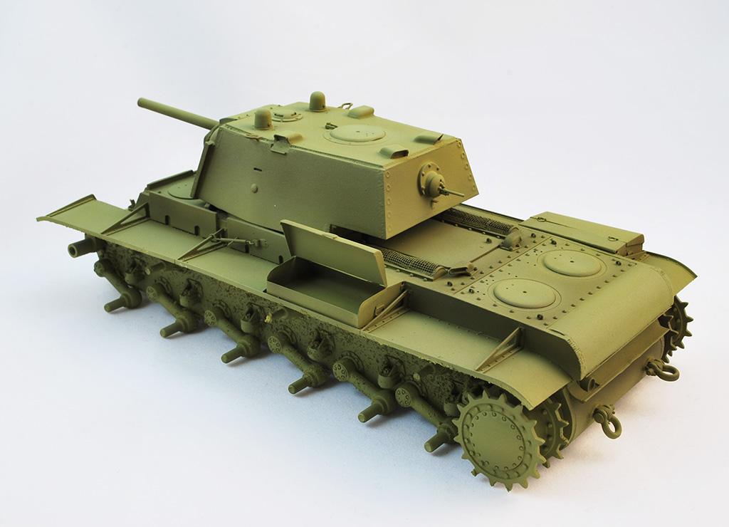 КВ-1 Ленинградский фронт 1942г - Страница 2 9qaeqg