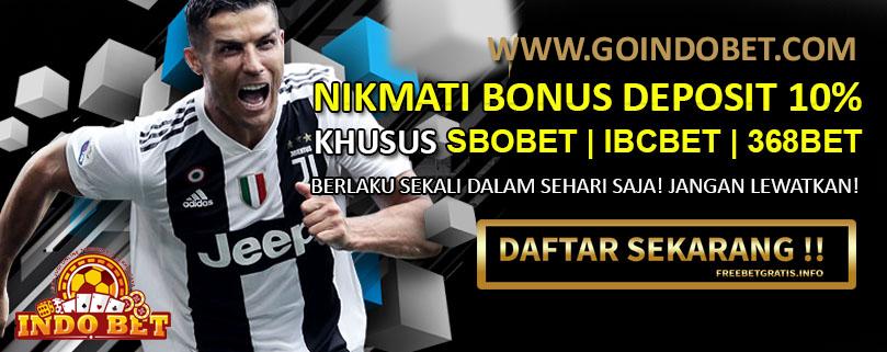 IndoBet BO Terpercaya Sejak 2010 | Welcome Bonus 100% 9qzi8h