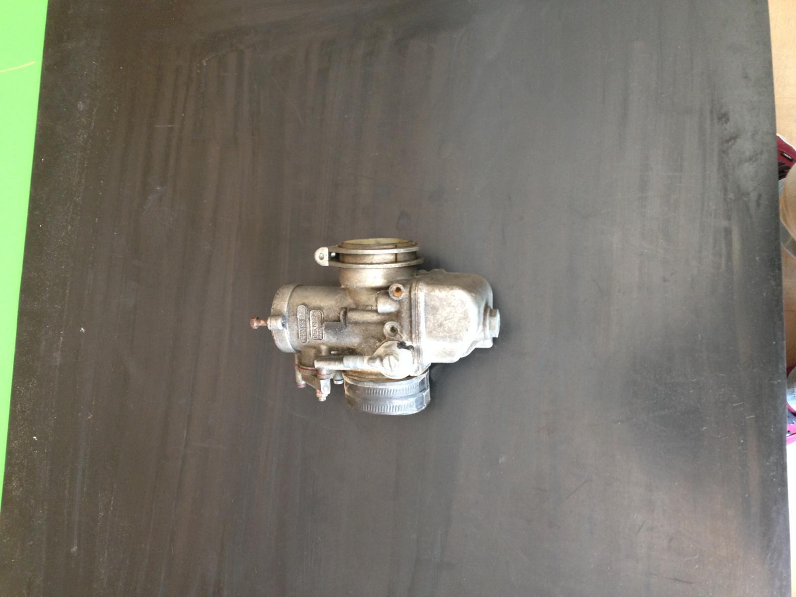 Carburadores BMW R90s 9tn6vq