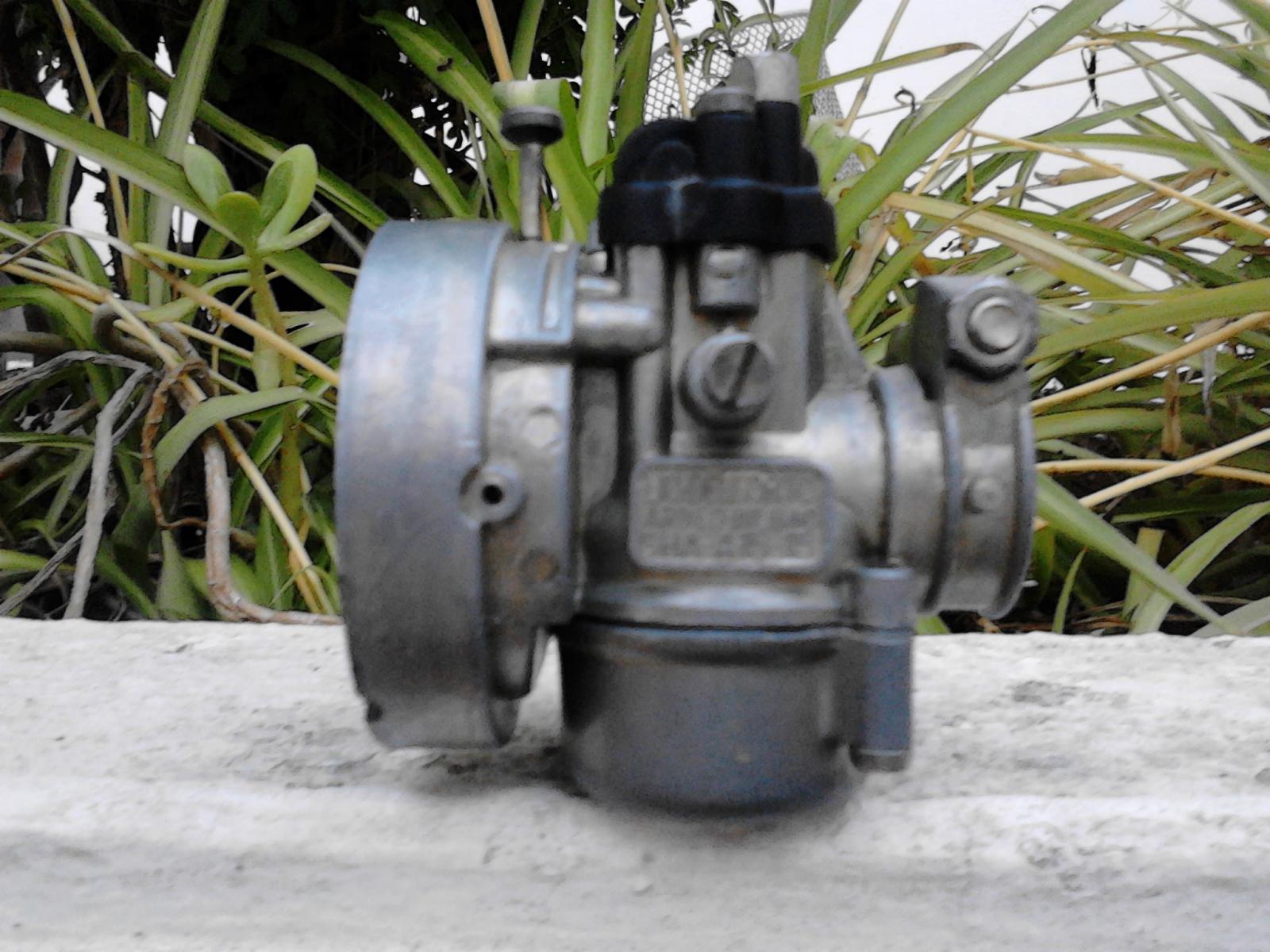 Puch Varias - Carburador Dellorto SHA-A 15-15 A26uc0