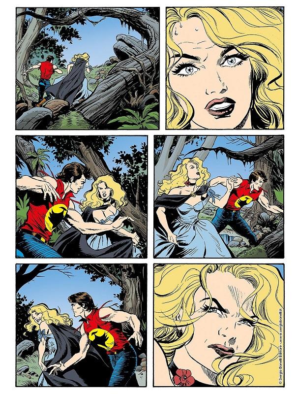 La vendetta di Gambit (Color n.9) A9xwld