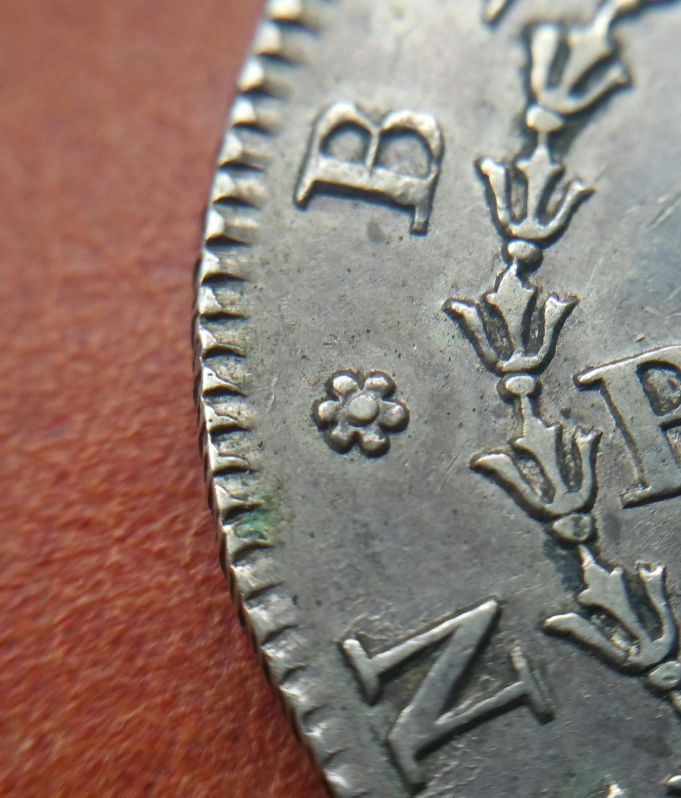 5 pesetas 1812. Barcelona. Ocupación francesa Alg40w