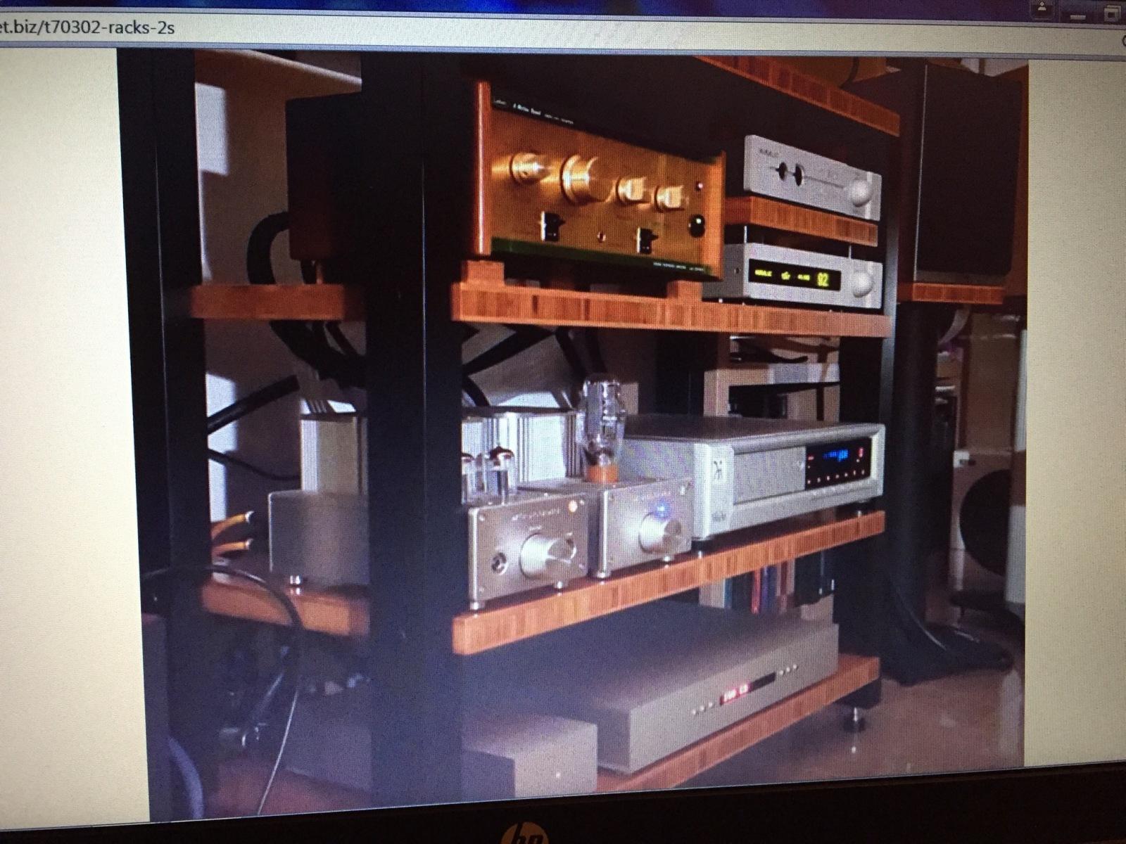 Nuevo mueble HIFI HUM Amp56e