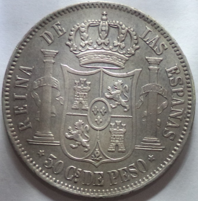Monedas Españolas de las Filipinas Aobb7