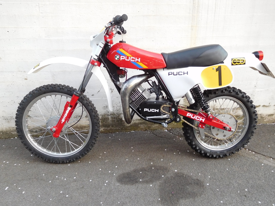 Wullink Motocross Puch Atly0l