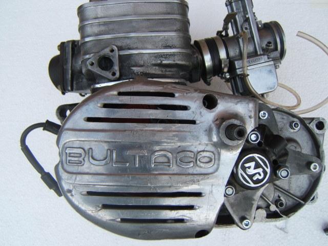 "Bultaco Streaker 350 ""Agua"" Aylxqa"