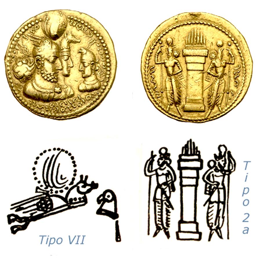 Las coronas de los shas de Persia. B55qid