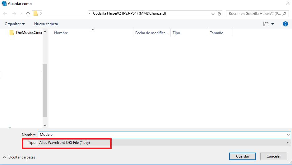 Conversión de archivos 3d MMD con el PMX Editor para The Movies B5peag