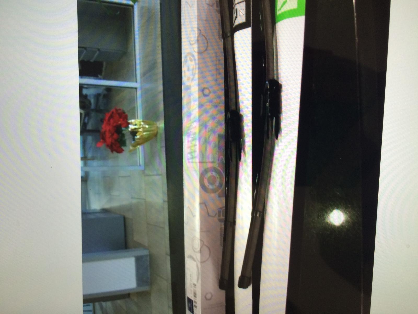 (W205): Palheta do limpador do para-brisa - especificações técnicas - peça correta Bey0y0