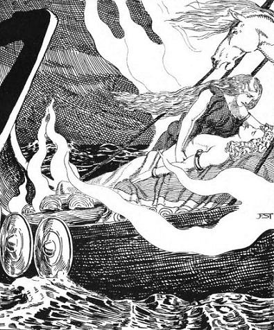 Mitologia nórdica  Bikojr