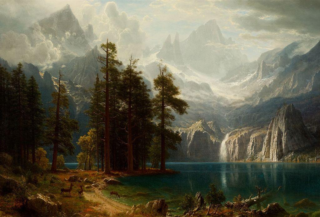 Pinturas de las Montañas Rocosas Dw2j4l