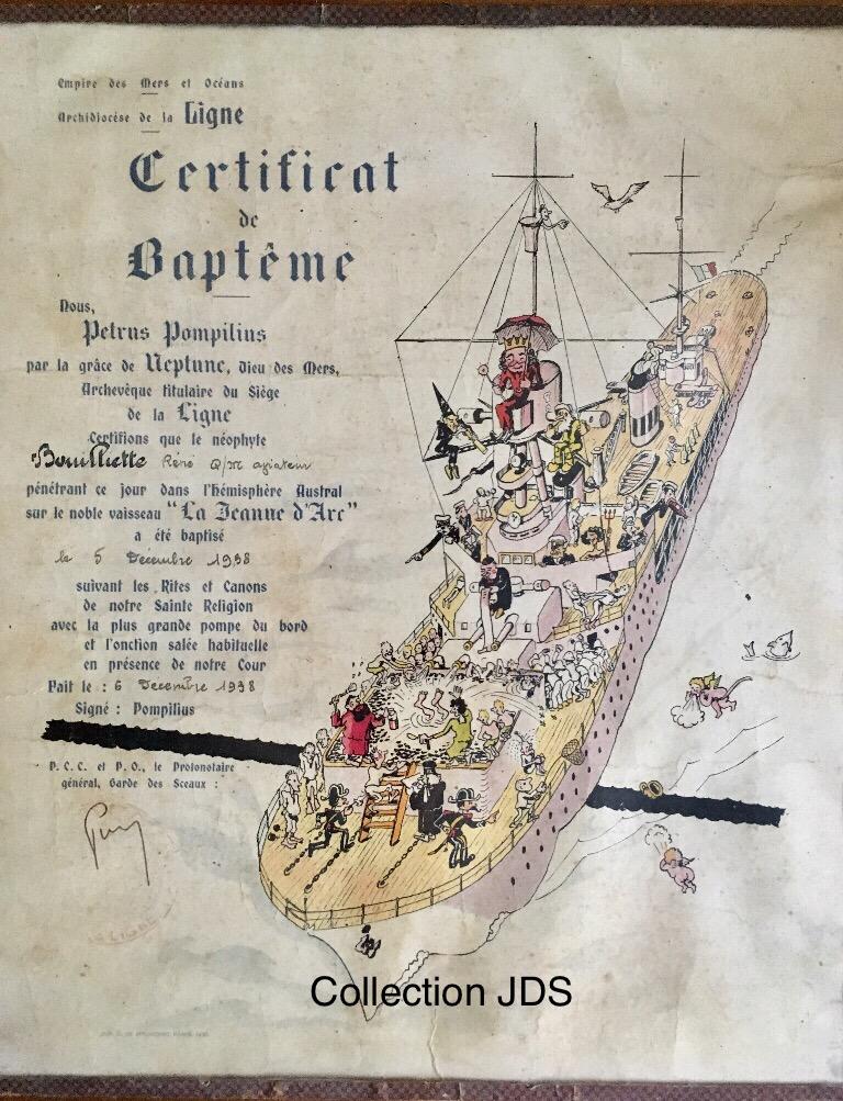 Passage de la Ligne, 1938 & combats de Syrie, 1941 Egbr11