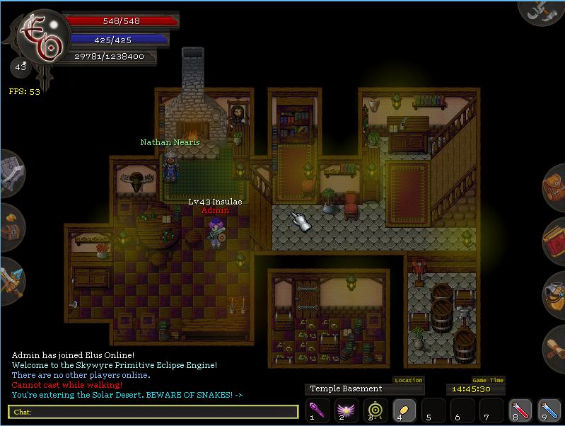 Elus Online: (MMORPG 2D) Epnj91