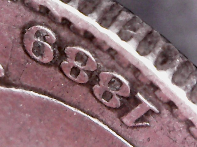 50 Centimos 1892 Estrella *9 *2 o Estrella *8*2 Epr68j