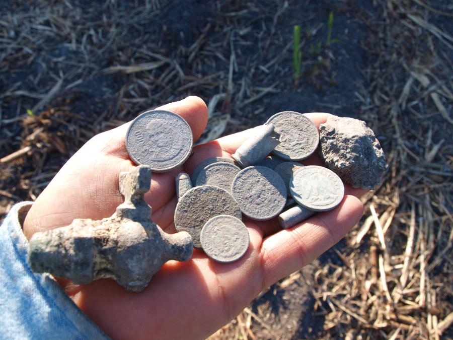 Siempre es agradable encontrar una moneda de plata……. F05c7o
