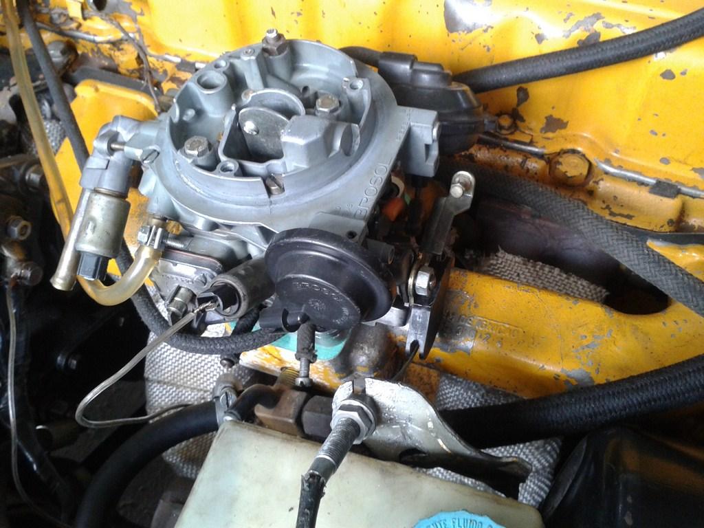 TUTORIAL de Instalação do Carburador 3E no Coletor do H34 com flange! F3uuzt