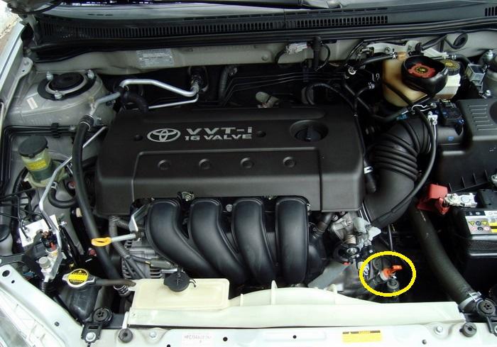 Nível de óleo do Cambio automático F4ipv9