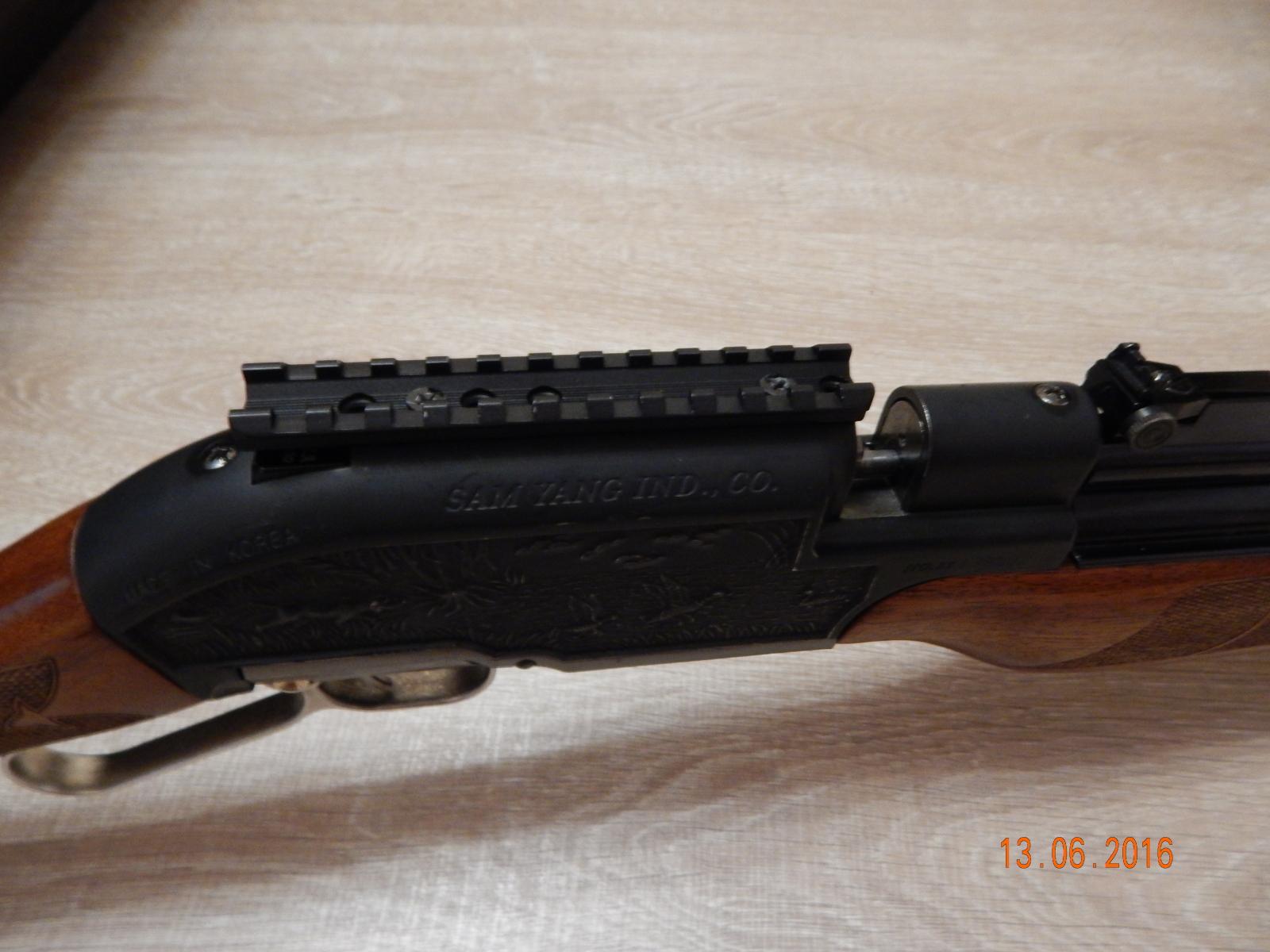 Продам Sumatra винтовка cal 6.35 объем 500 Fub4sy