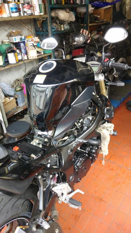 A importância de uma revisão em motos recém comprada..... Ibkg12