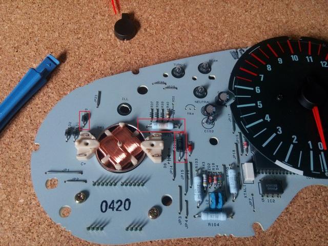 CBR 600 F4 sem km / rotações / velocidade e temperatura Jfwyyo