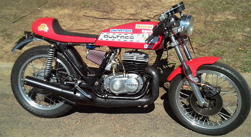 Bultaco build Australia + Records Mundiales Guinness de la velocidad Jqjbqs