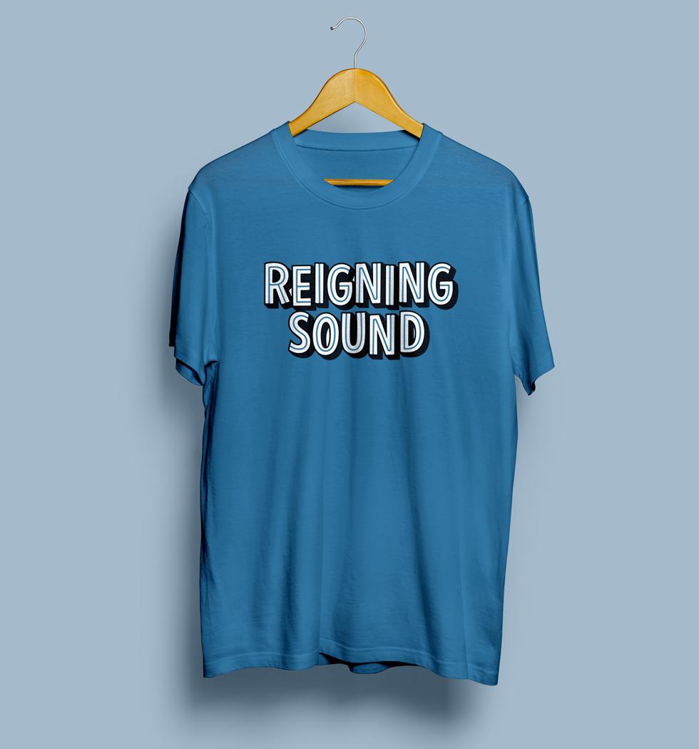 Camisetas REIGNING SOUND! M81s9l